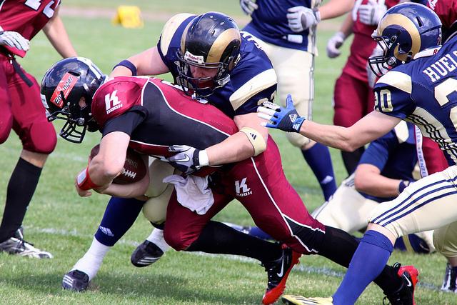 Nürnberg Rams vs. Kirchdorf Wildcats (13.05.2012)