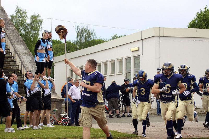 Nürnberg Rams vs. Starnberg Argonauts (30.04.2011)