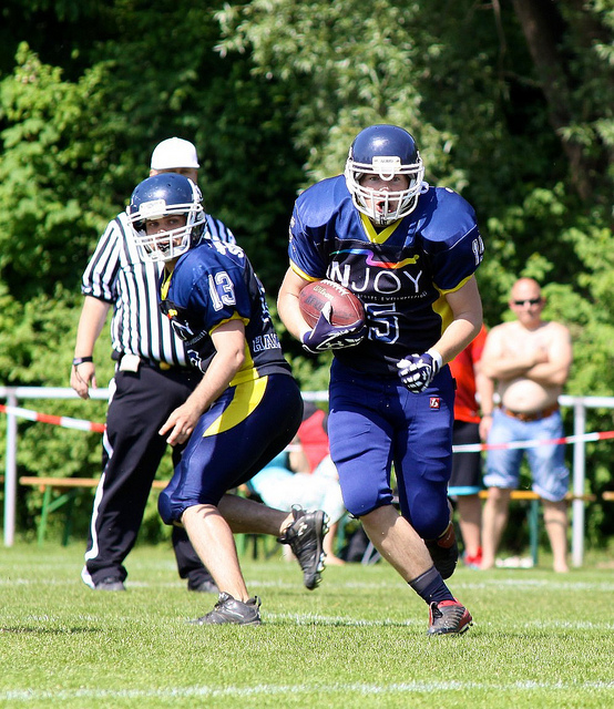 Jenaer Hanfrieds vs. Langen Knights (20.05.2012)