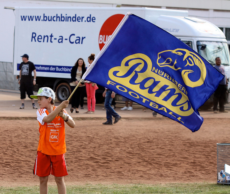 Nürnberg Rams vs. Darmstadt Diamonds (27.05.2012)