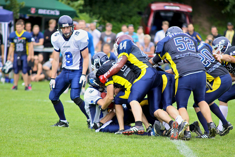 Jenaer Hanfrieds vs. Erfurt Indigos (24.06.2012)