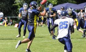 Jenaer Hanfrieds vs. Erfurt Indigos (23.06.2013)