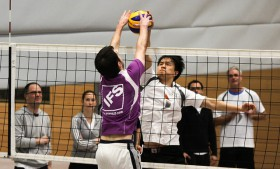 Volleyball-Firmencup 2014