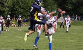 Jenaer Hanfrieds vs. Berlin Bears (20.07.2014)