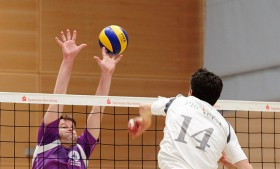 Volleyball Firmencup (22.03.2015)